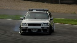 Nissan Stagea drift