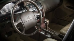 Nissan Maxima Luxury enterijer