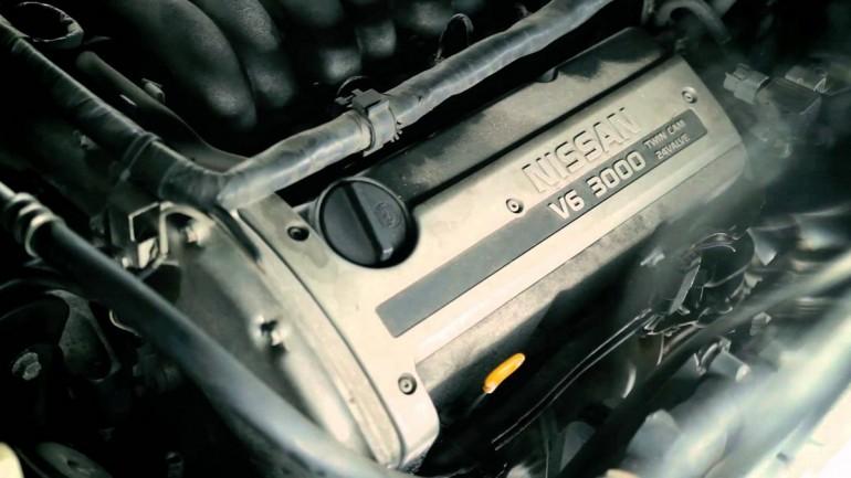 Nissan Maxima Luxury motor