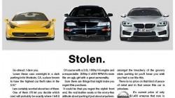 Nissan Maxima Luxury poster