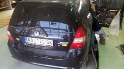 Honda Jazz pozadi