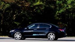 SH-AWD Honda