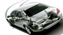 SH-AWD Honda Legend