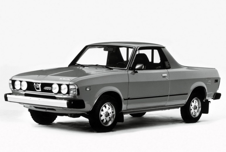 Subaru Brat 1977