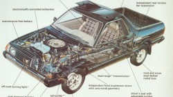 Subaru Brat 1982