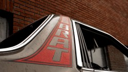 Subaru Brat sticker