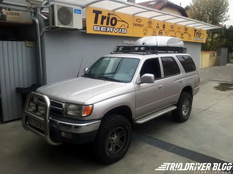 Toyota 4Runner Trio Servis