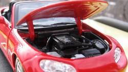 Mazda MX-5 Miata model motor