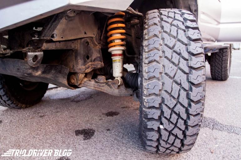 Cooper gume Toyota 4Runner