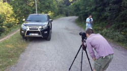 Isuzu D-Max making of