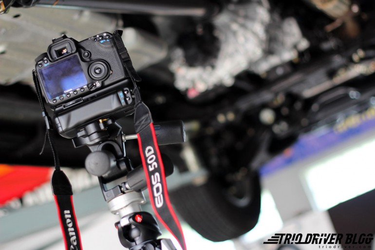 Subaru Impreza WRX STi making of