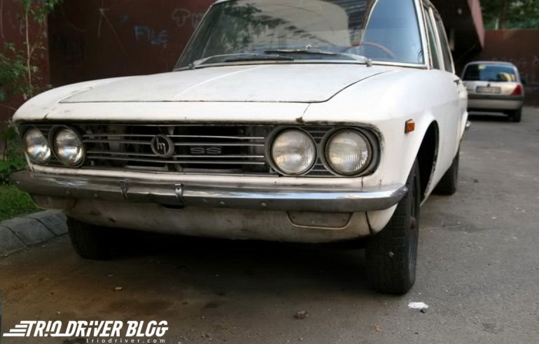 Mazda 1500 Luce SS