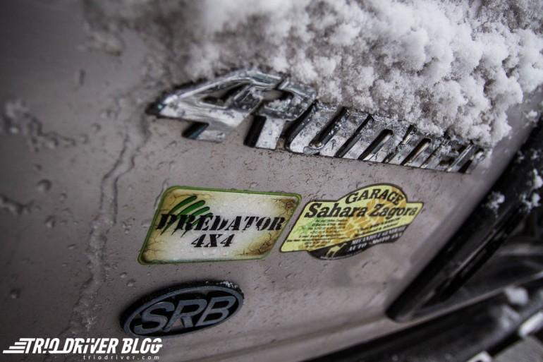 Toyota 4Runner predator