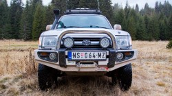 Toyota 4Runner branik