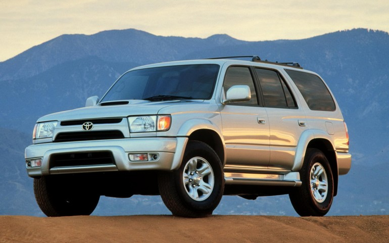Toyota 4Runner USA