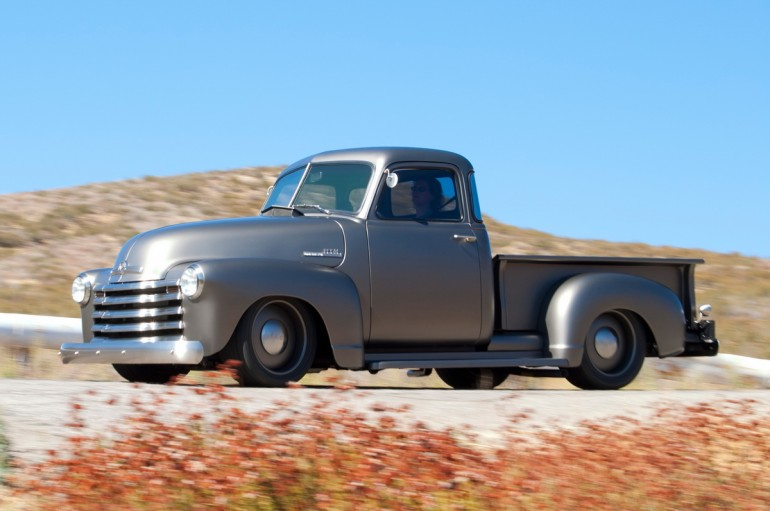 Chevrolet Pickup restomod