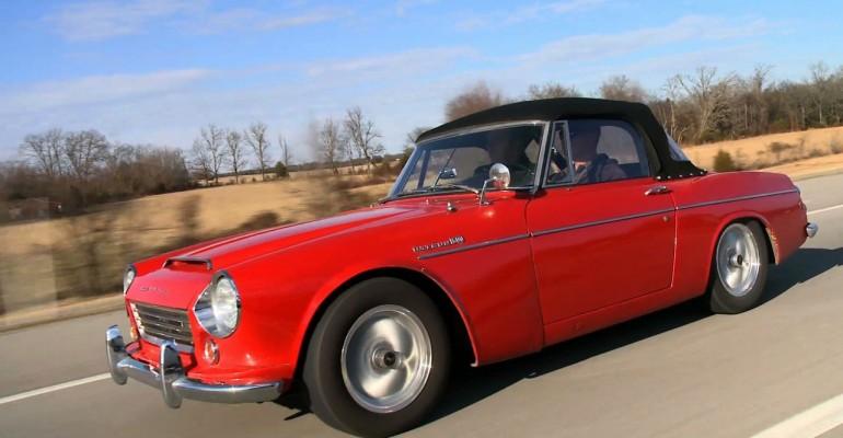 Datsun Firelady Roadster