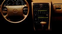 Lexus Ls 1989 Enterijer