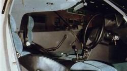Nissan AD-1 Concept 1975 Enterijer