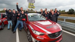 MAZDA - World Record at ATP Papenburg (2014)