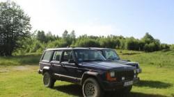 Planina Cemernik Jeep