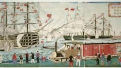 Yokohama Railway 1874