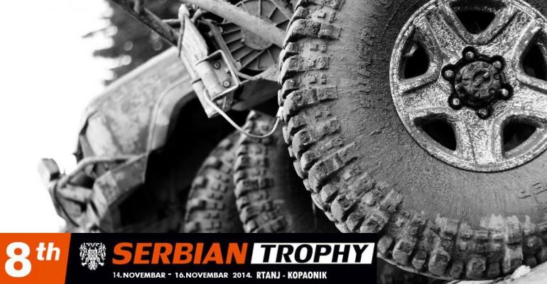 8th Serbian Trophy Kopaonik