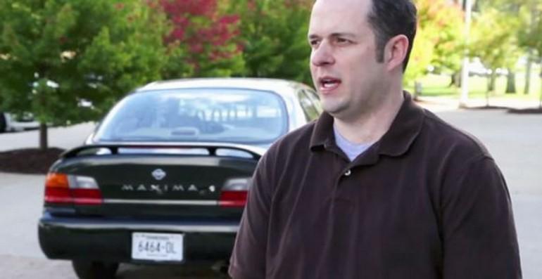 Nissan Maxima Luke Aker