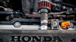 Honda Civic Coupe Engine