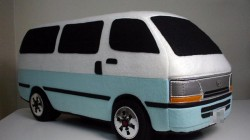 Rocket Craft Toyota Hiace