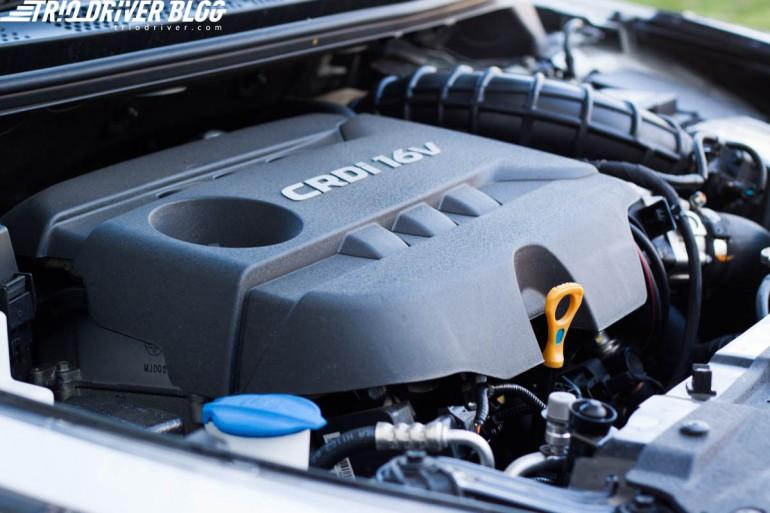 Kia pro_ceed test motor