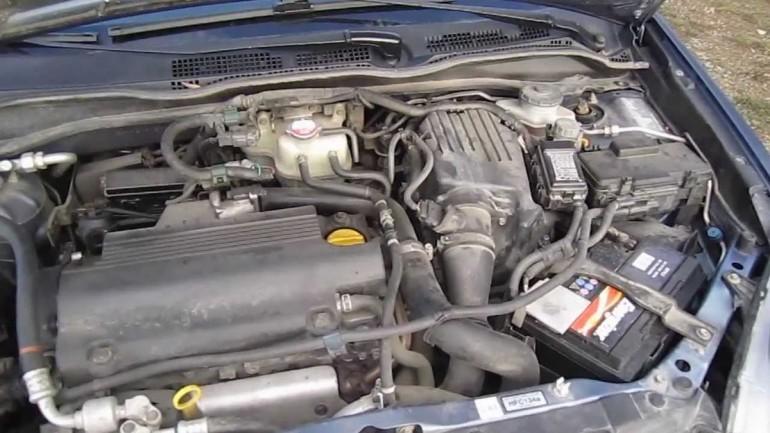 Honda Civic 1.7 dizel motor