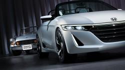 Honda S660 Concept 2013 Honda s360