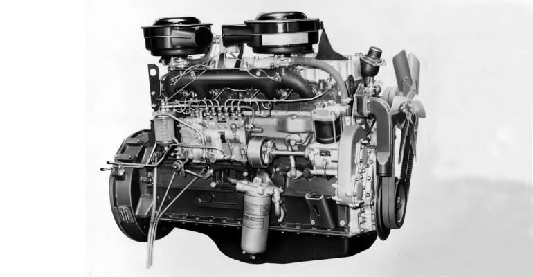 Isuzuov dizel motor