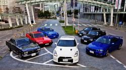 Nissan Skyline GT-R porodica