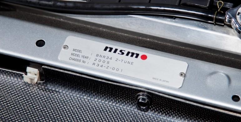 Nissan GT-R Nismo motor