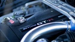 Nissan Skyline GT-R R34 Motor