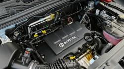 Opel Mokka Dizel Motor
