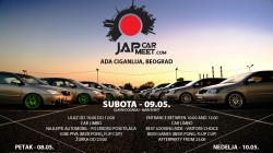 JAP car meet Belgrade 2015