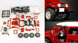 Lego Toyota Land Cruiser