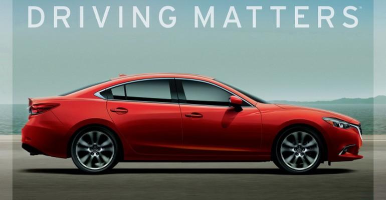 Mazda 6 Drivig Matters