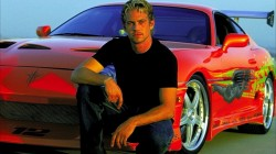 Paul Walker Toyota Supra The Fast and The Furious