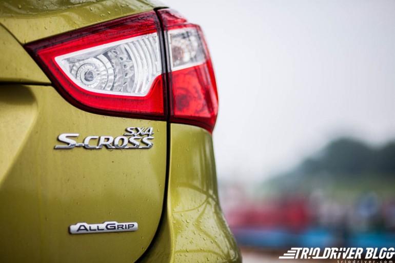 Suzuki S-Cross VVT test
