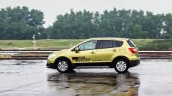 Suzuki SX4 S-Cross VVT test