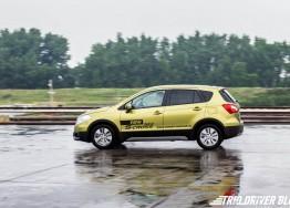 Suzuki SX4 S-Cross 1.6 VVT 4WD TEST [GALERIJA]