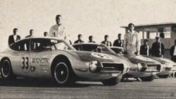 Toyota 2000GT SCCA 1968
