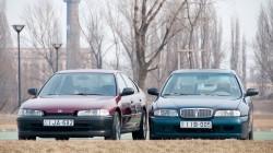 Honda Acord & Rover