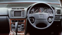 Honda Legend 1991 enterijer