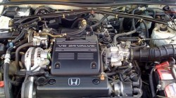 Honda Legend v6 Engine