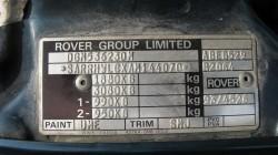 Honda & Rover plocica